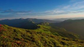 Manhã nas montanhas filme
