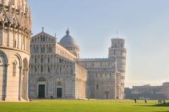 Manhã Pisa Imagem de Stock Royalty Free