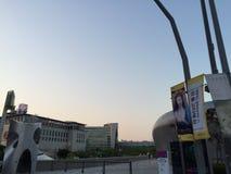 Manhã Seoul Imagens de Stock