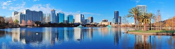 Manhã de Orlando Fotos de Stock Royalty Free
