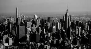 manhattan środek miasta obraz stock