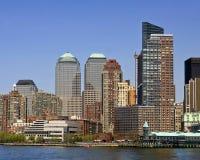Manhattan. Imagem de Stock