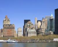 Manhattan. Imagens de Stock Royalty Free