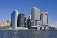 Manhattan. New York City skyline Royalty Free Stock Photos