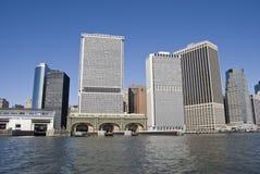 Manhattan. New York City skyline Royalty Free Stock Photo