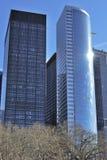 Manhattan. New York City skyline Stock Image