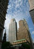 Manhattan stock photo