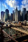 Manhattan Imágenes de archivo libres de regalías