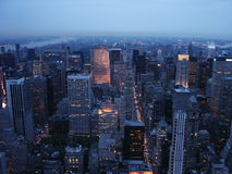 Manhattan Stock Foto