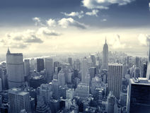 Manhattan Royalty Free Stock Image