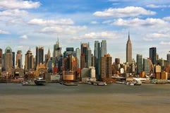 Manhattan Image libre de droits