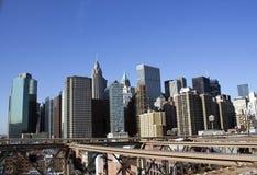 Manhattan Image stock