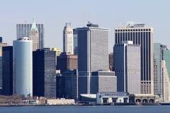 Manhattan Photo libre de droits