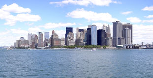 Manhattan Images stock
