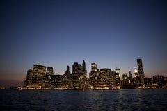 Manhattan Royaltyfri Bild