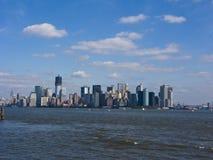 Manhattan immagine stock libera da diritti