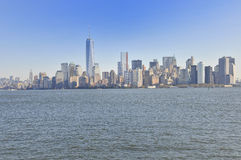 Manhattan foto de archivo libre de regalías
