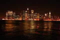 Manhattan Fotografia de Stock Royalty Free