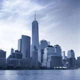 manhattan Foto de Stock Royalty Free