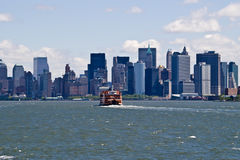 Manhattan Image stock