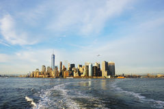 manhattan Stockbild