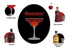 Manhattan 1 vector illustration