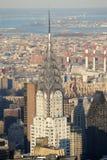 Manhattan-Ansicht Stockfotos