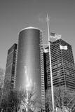 Manhattan-Büros Stockfotos
