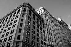 Manhattan-Büros Stockbild