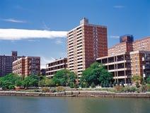 Manhattan Bahía de Harlem Imagen de archivo libre de regalías