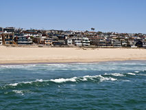 Manhattan Beach la Californie Images stock