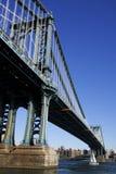 Manhattan-Brücke Stockbild