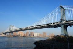 Manhattan Bridge Royalty Free Stock Photos