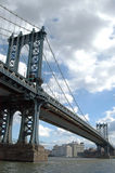 Manhattan bridge Stock Image