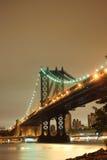 Manhattan bridge Royalty Free Stock Image