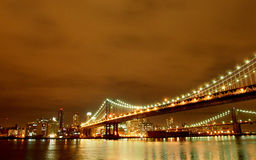 Manhattan Bridge Stock Photos