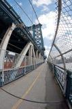 Manhattan Bridge Royalty Free Stock Photo