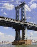 Manhattan Bridge, New York City Royalty Free Stock Photo