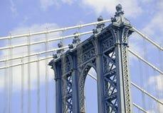 Manhattan Bridge, New York City Royalty Free Stock Photography