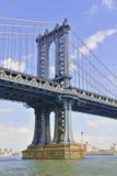 Manhattan Bridge, New York City Stock Photography