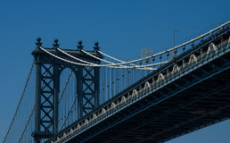 Manhattan Bridge - New York City Stock Photos