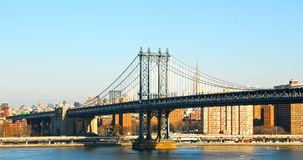 Manhattan Bridge, New York Stock Photography