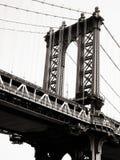 Manhattan Bridge, New York City, USA Royalty Free Stock Photo