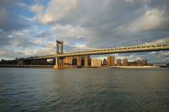Manhattan Bridge. Stock Photography
