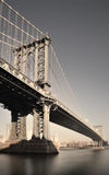 Manhattan Bridge. Royalty Free Stock Image