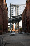 Manhattan Bridge Royalty Free Stock Photo