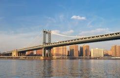 Manhattan Bridge. Stock Images