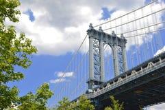 Manhattan bro 3 Royaltyfri Fotografi