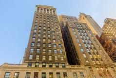 Manhattan Buildings-2 fotografia stock
