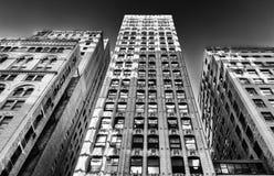 Manhattan Buildings-3 zdjęcie royalty free